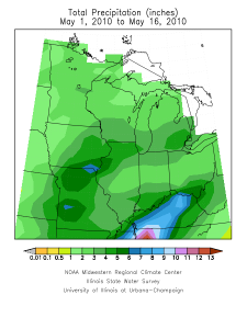 May 1-16 precipitation