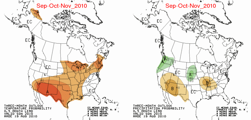 Fall outlook.