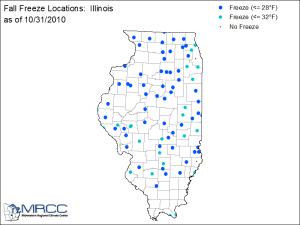 freeze Illinois