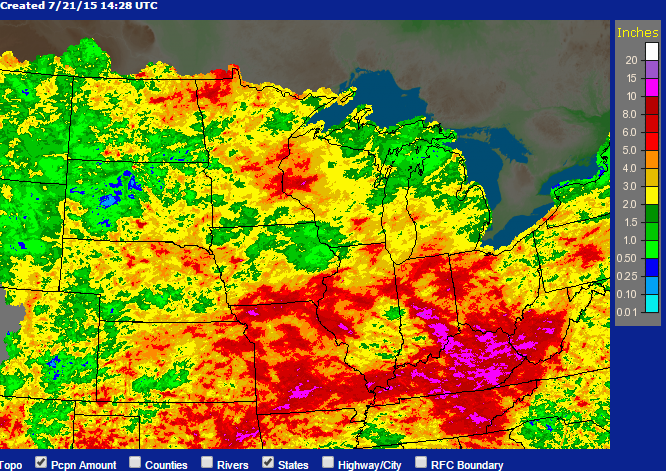 July Rainfall. Click to enlarge.