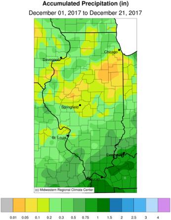 Precipitation. Click to enlarge.